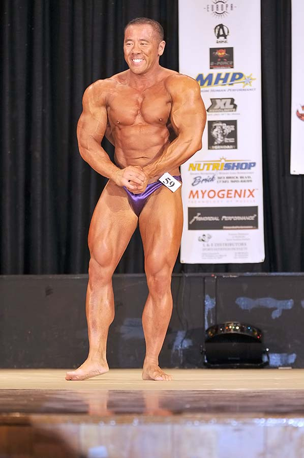 2010 Muscle Beach - Master Men (Light and Heavyweight)