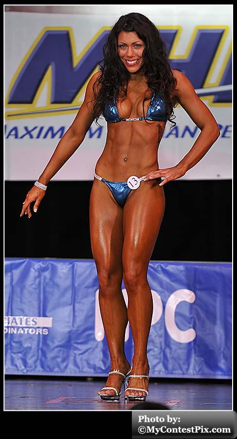 bikini contest pictures Pei
