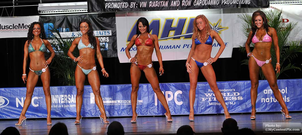 2011 NPC Mid-Atlantic Natural Classic: Bikini Finals. Slideshow: Start Stop