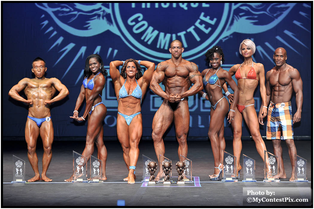 2012 NPC New Jersey State Championships Pictures/Results
