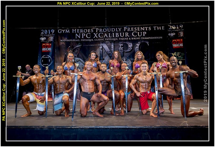 2019 NPC PA XCalibur Cup Championships pictures